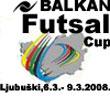 Balkan futsal kup Ljubuški 2008