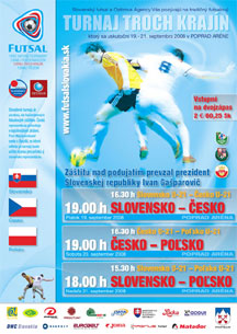 Poprad 2008 - 3 Nations Cup ...