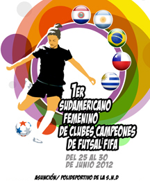 South American (supported by CONMEBOL, not official) Women Futsal Club Championship