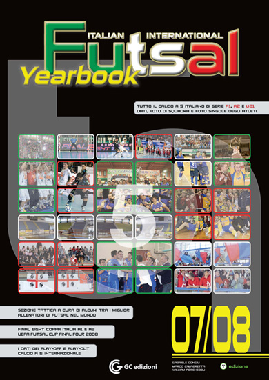 Italian and International Futsal Yearbook 07/08