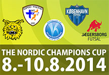Nordic Champions Cup - Tampere 2014