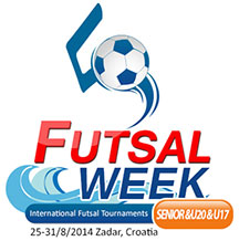 International Futsal Tournaments for SENIOR, U20 and U17 Teams and much more ...